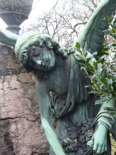 gefallener Engel (Foto Arnold Illhardt)